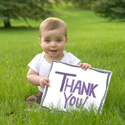 thank you note ideas for toddlers