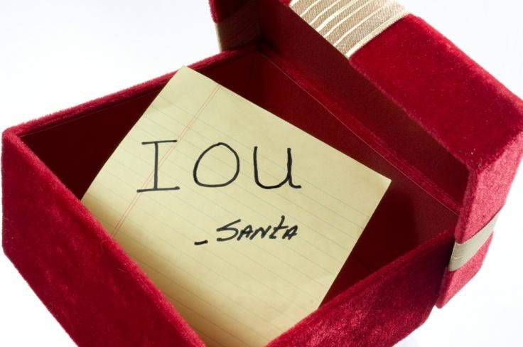 IOU Santa