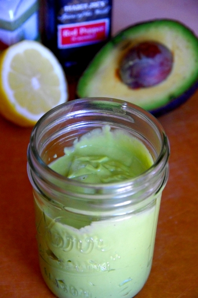 Avocado Mayonnaise